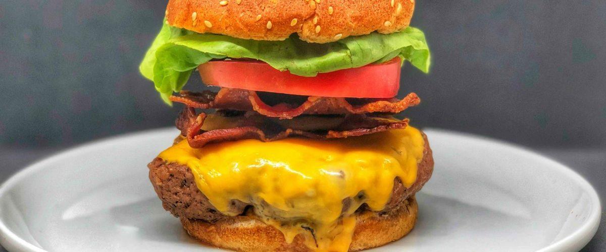 Чизбургер с беконом Су-вид