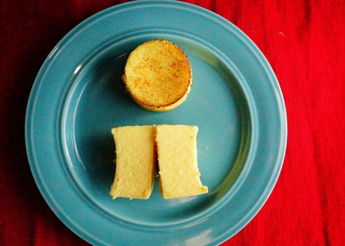 Яичная закуска су вид с сыром
