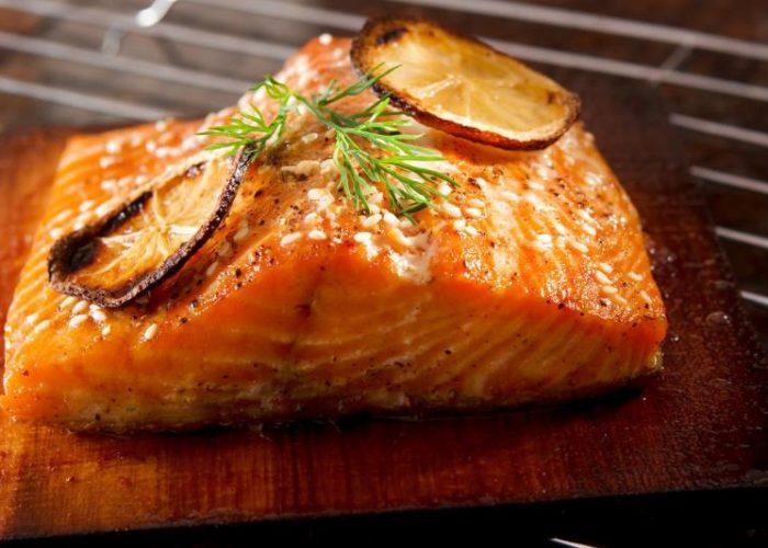 Нежный лосось сувид