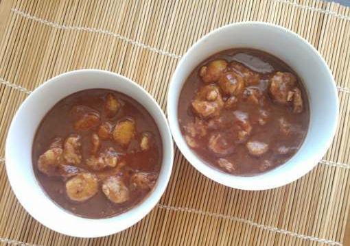 бананы сувид в шоколадном соусе
