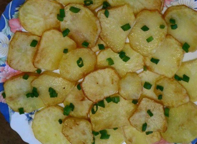 Картофель по домашнему Sous Vide