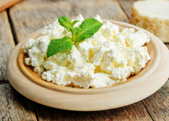Сыр рикотта методом Сувид
