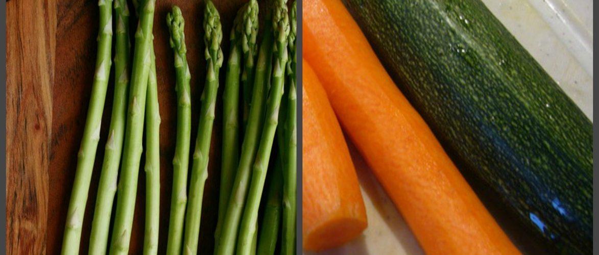 Овощное ассорти sous-vide