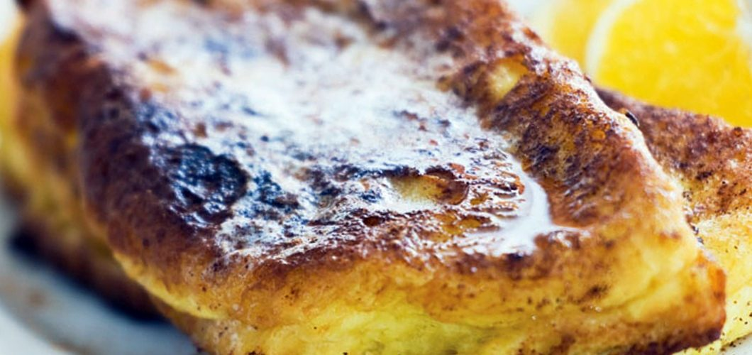 французкие тосты Souse vide