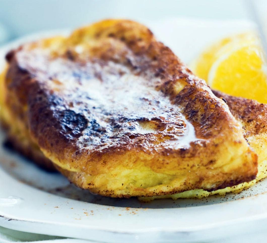 французкие тосты сувид