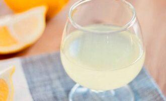 Лимонный кордиал